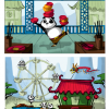 Kung Fu Panda Online concept sketches