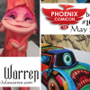 Phoenix Comicon and Denver Comic-Con
