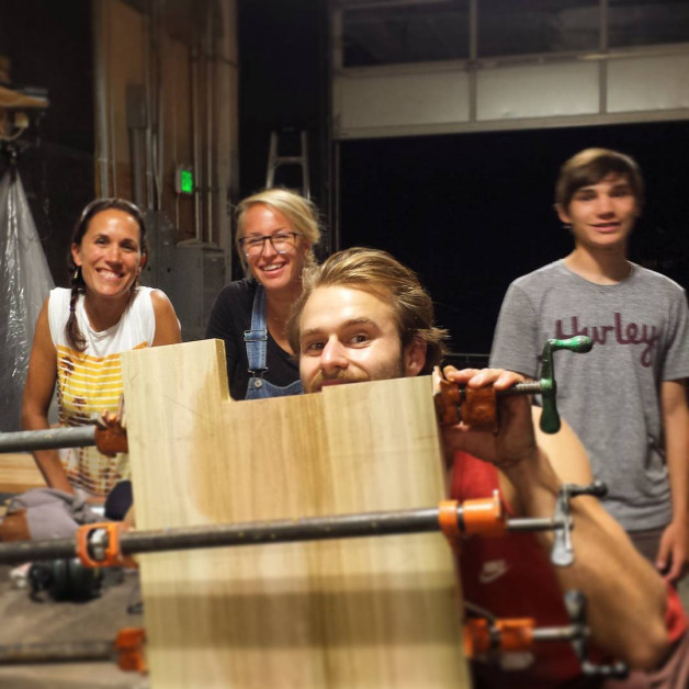 ADX Intro to Wood class
