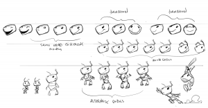 Ant designs for game