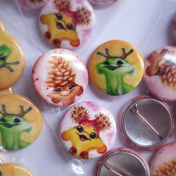 Seedling Button Sets