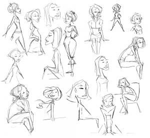 midol sketches